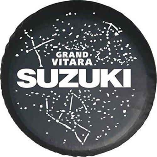 Car Spare Wheel Cover Spare Tire Cover 16 Inch For Suzuki Grand Vitara