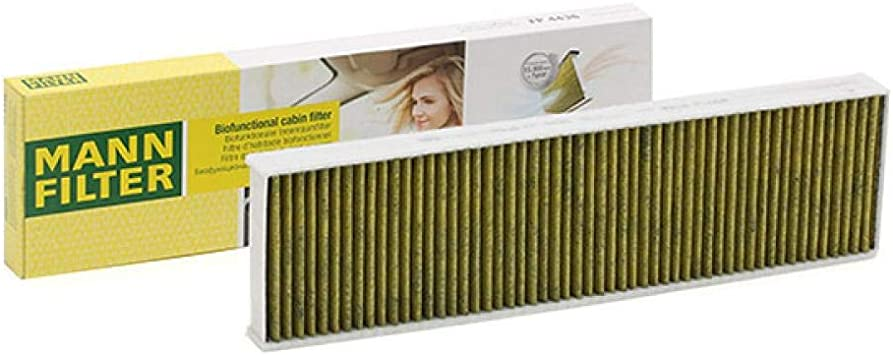 Frecious Plus Cabin Pollen Filter Biofunctional Activated Carbon Mann FP2842