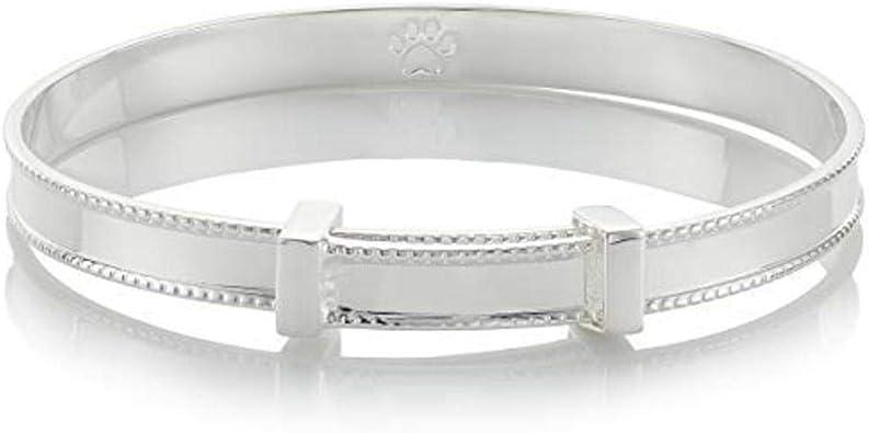 Neu Babys Silber Taufe Armreif Armband Kinder Schmuck Geschenkverpackung
