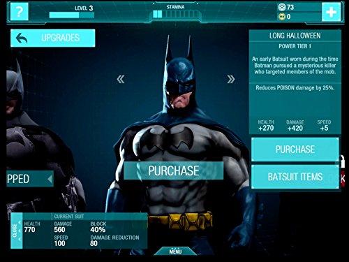 Clip: Batman's Suits -