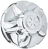 Dicor (TAC545-CC) Chrome Hub Cover (Quantity 4)