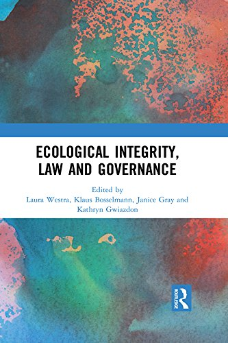 Ecological Integrity, Law and ()
