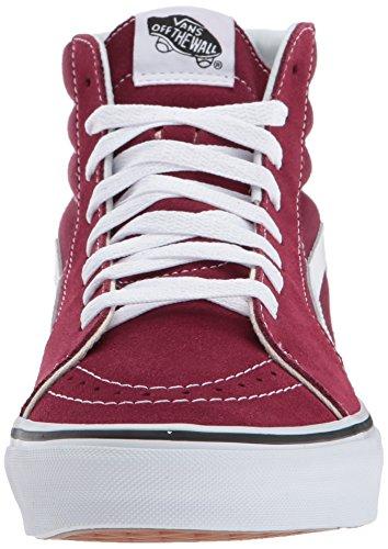 Sk8 Canvas Vans Hi Baskets Suede Femme wqZ88a
