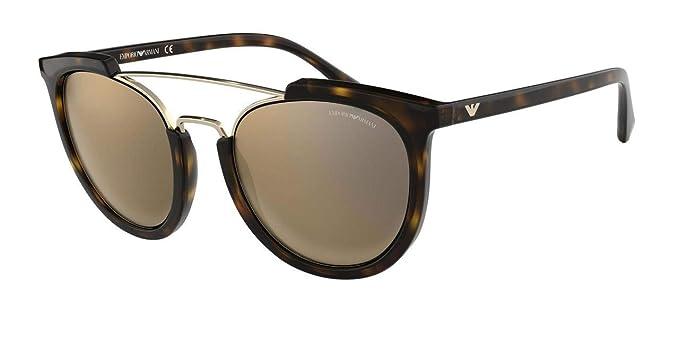 Ray-Ban 0EA4122 Gafas de sol, Havana, 53 para Mujer: Amazon ...