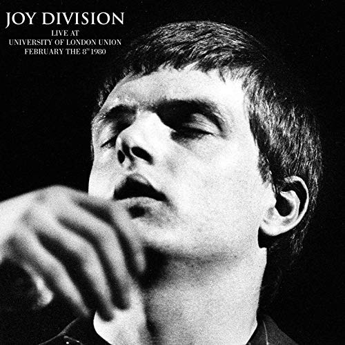 Album Art for Live At University Of London Union, February The 8th 1980 by Joy Division