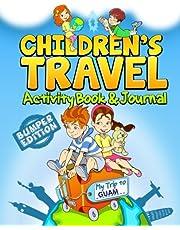 Children's Travel Activity Book & Journal: My Trip to Guam