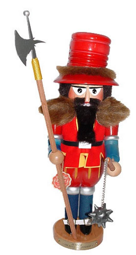 2nd Steinbach Family Collector Club PieceGuardsman Marek Nutcracker Signed by Late Herr Christian Steinbach by Steinbach Nutcrackers Steinbach Family