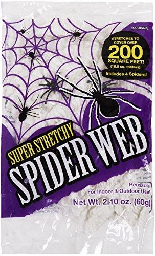 Kangaroo's Strechy Spider Web - 16