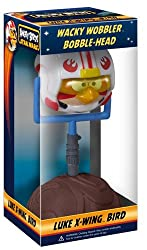 Angry Birds: Star Wars Wacky Wobbler X-Wing Bird Bobble Head by FunKo