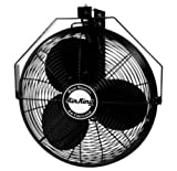Best Air King Oscillating Fans - Air King 9518 18-Inch Industrial Grade Wall Mount Review