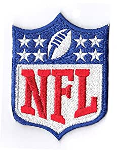 Amazon.com: NFL SHIELD 8 Star Embroidered Logo PATCH: Arts, Crafts  Sewing
