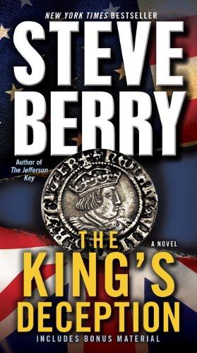 The King's Deception (with bonus novella The Tudor Plot): A Novel (Cotton Malone Book 8)