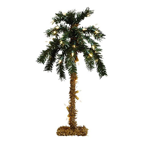 Lighted Patio Palm Tree in US - 7
