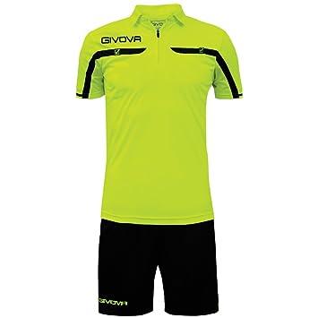 givova kita06, Camiseta y Pantalón Corto De Fútbol Unisex Adulto: Amazon.es: Deportes y aire libre