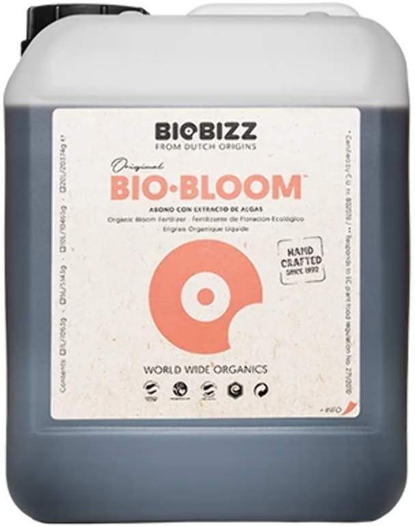 BioBizz BIOBLOOM5L Bio Bloom, 5-Litre
