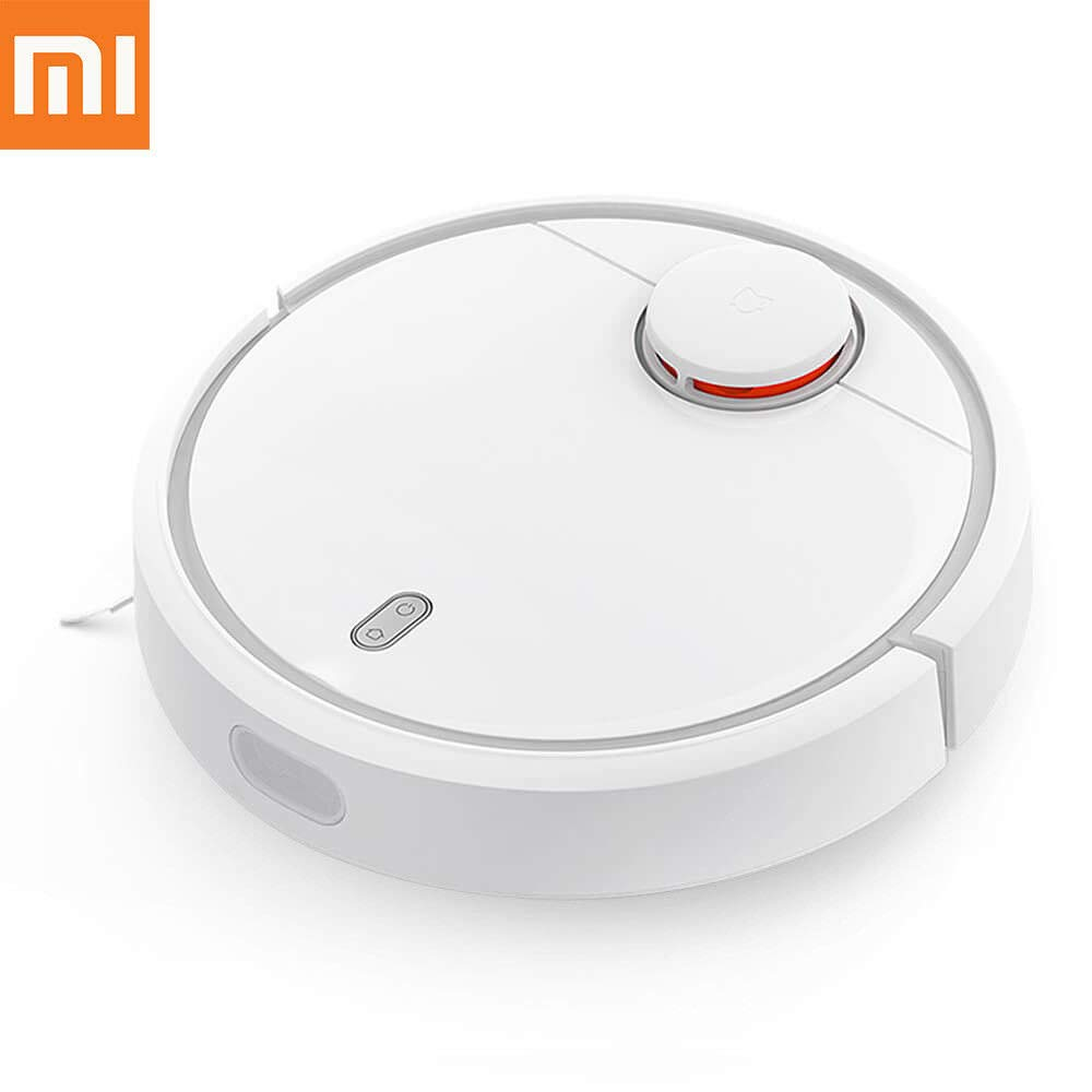 Amazon.com: ASfairy-Home Xiaomi Mi Smart Automated Robot Vacuum ...