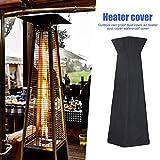 Iptienda Pyramid Torch Patio Heater Cover, Square