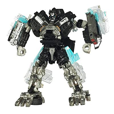 Transformers 3 Dark of The Moon Deluxe Action Figure The Scan Series Ironhide