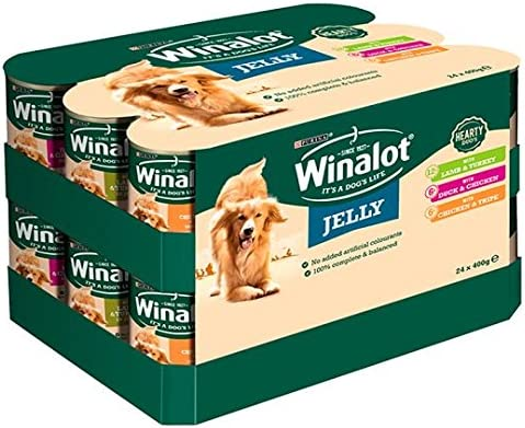 Winalot Cls Mixed In Jelly Lamb Chicken Duck 24X400g – Dogs Corner
