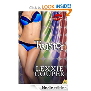Twister: Party Games Lexxie Couper