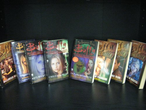 Buffy Vampire Slayer Halloween Rain Book (Buffy The Vampire Slayer Combo Set [ 8 TITLES] Halloween Rain, Doomsday Deck, Return to Chaos, Child of the Hunt, Out of the Madhouse, Power of Persuasion, The Xander Years)