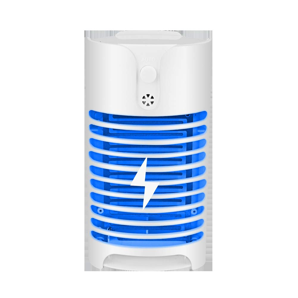 Bug Zapper Light Household Mosquito Killer Light Control Inhalation Mosquito Killer Physical Radiation-Free Mosquito Trap