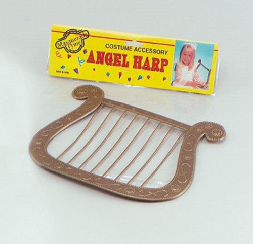 gold-angel-harp-decoration