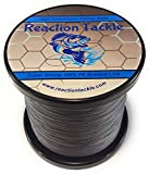Reaction Tackle Dark Gray 20LB 150yd