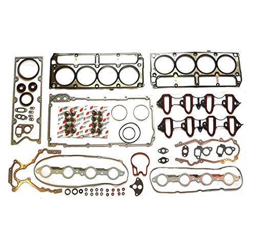 Diamond Power Full Gasket Kit Set works with 4.8 5.3 L for Chevrolet GMC Buick Cadillac ()
