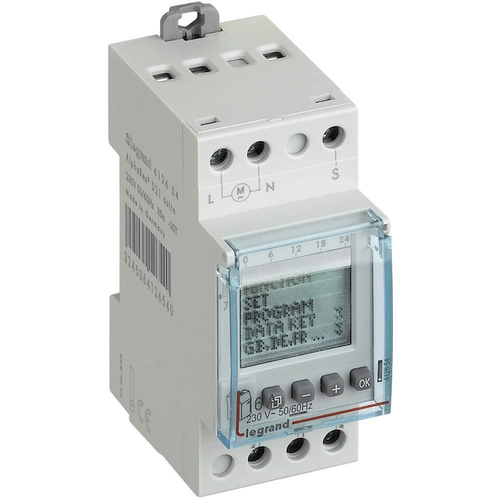 Legrand 4 126 54 corta circuito - Corta circuitos (177 g): Amazon.es: Industria, empresas y ciencia