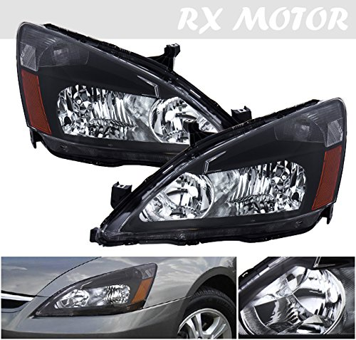 03 honda accord coupe headlights - 7