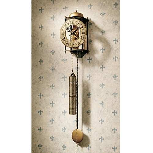 Buy weight driven regulator wall clock