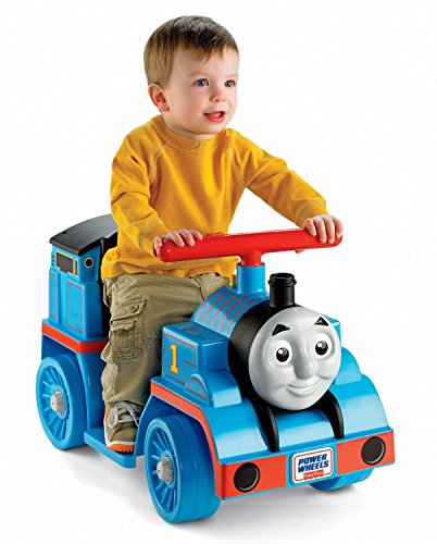 Battery Powered Thomas Train Engine (Power Wheels Thomas & Friends, Thomas the Tank Engine [Amazon Exclusive])