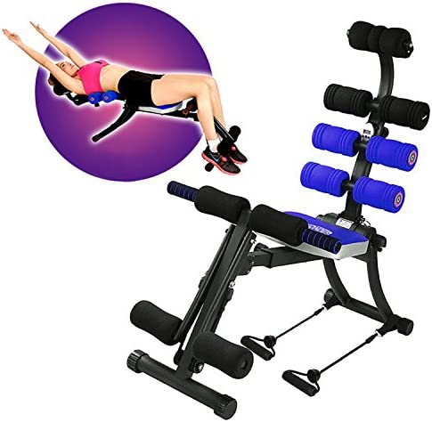 SYOSIN 22 in 1 Foldable Ab Exercise Machine Gym Trainer Whole Body Exercise Equipment