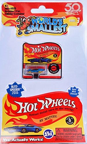Worlds Smallest Hot Wheels Series 3