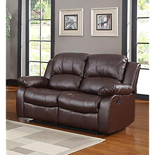 Classic And Traditional Bonded Leather Recliner Chair, Love Seat, Sofa Size    1 Seater, 2 Seater, 3 Seater Set (2 Seater)