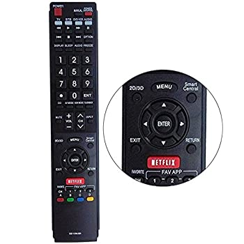 Remote Controls Electronics Easy Replacement Remote Control Fit ...
