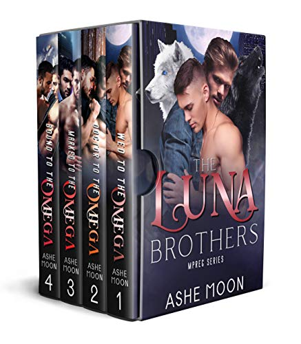 The Luna Brothers - Complete Mpreg Series Bundle