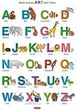 Lernposter. Mein erstes ABC der Tiere