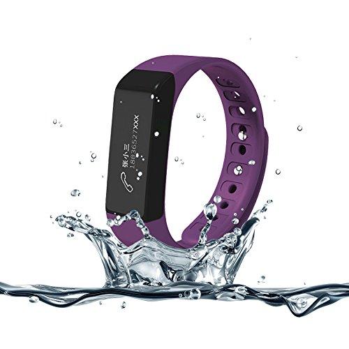 007plus T5 Plus Fitness Tracker Health Sleep Monitor Pedometer Activity Tracker Wristband...