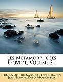 Les Métamorphoses D'Ovide, Publius Ovidius Naso, 127564094X