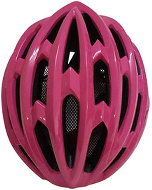 WNLBLB Ciclismo Sombrero Bicicleta Casco Mujer Bicicleta de ...