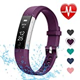 Best Fitness Monitors - LETSCOM Fitness Tracker with Heart Rate Monitor, Slim Review