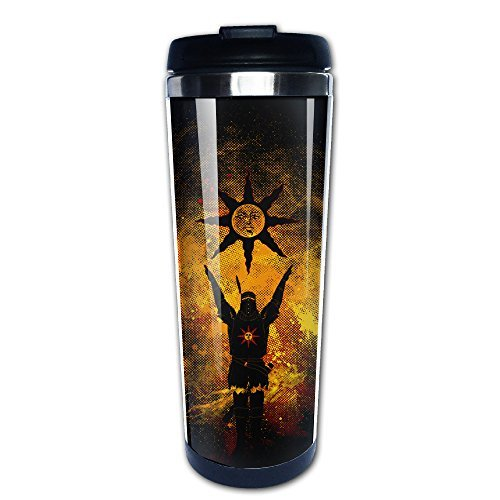 Boomy Cool Praise The Sun Art Stainless Steel Coffee Mug For Indoor & Outdoor Office School Gym - Oklahoma City Stores Outlet