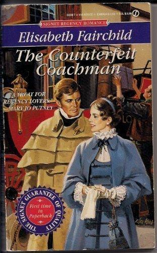 book cover of The Counterfeit Coachman