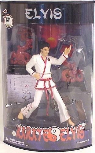 Karate Elvis Presley By X-Toys/EP Enterprises