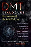img - for DMT Dialogues: Encounters with the Spirit Molecule book / textbook / text book