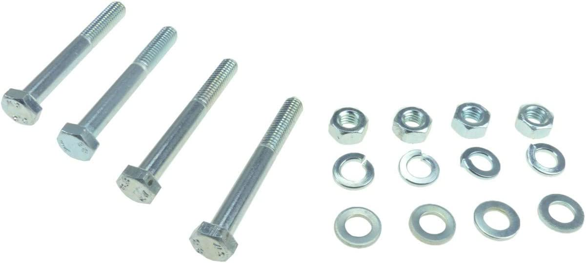 Schwalbe KR51 SET Gep/äcktr/äger mit Aufbockgriff graue Distanzst/ücke Kleinteile