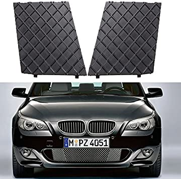 Driving Side For BMW E60 E61 M Sport Front Bumper Cover Lower Mesh Grill Right