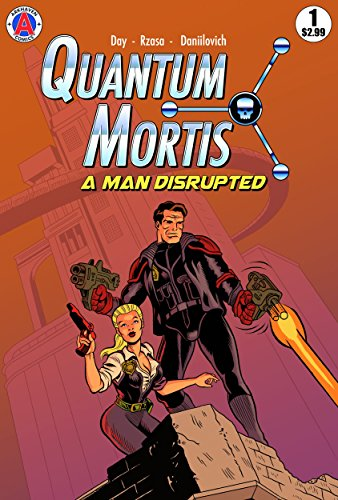 QUANTUM MORTIS A Man Disrupted #1: By the Book (QUANTUM MORTIS 1)